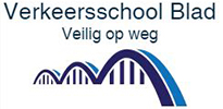 Logo Verkeersschool Blad